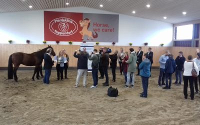"""17.10.2019: Vorstellung """"Blitztest für Pferdekrankheiten"""""""